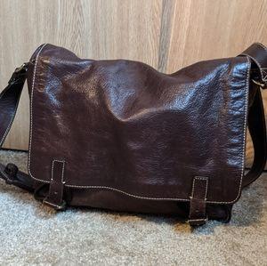 Cole Haan Classic Messenger Bag.
